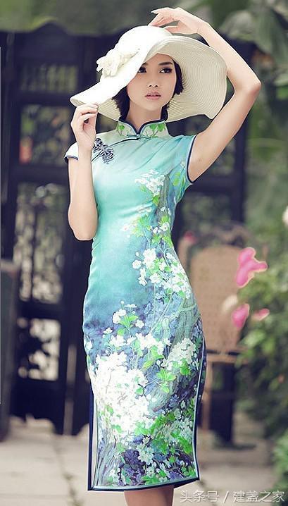 中国味 旗袍韵味