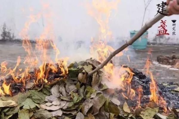 木叶建盏烧制原理是什么?