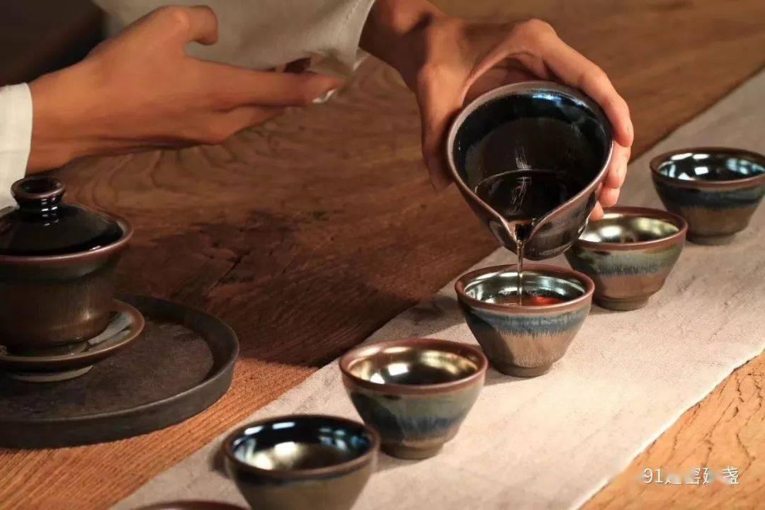 喝茶玩盏人的10个习惯,不知,这些习惯您都有吗?