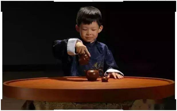 喝茶,是父母对孩子最好的富养!