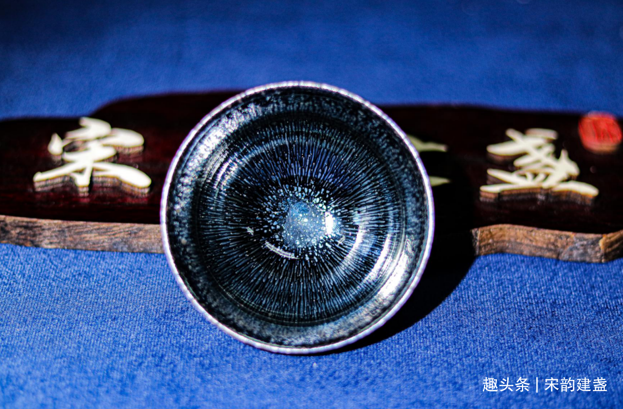 非遗文化传承人——詹桂溪,一片匠心为建盏,源于自然,归为自然