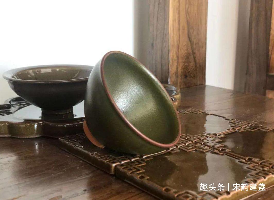 真正能作为收藏级别的建盏,有哪些特点?什么建盏才具备收藏价值