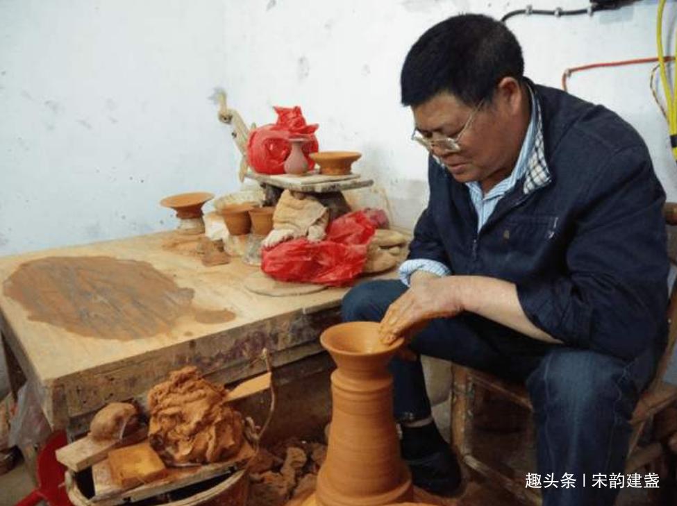 建盏大师蔡炳昆,自信、不轻易言弃,手艺人拥有的手艺如同人生
