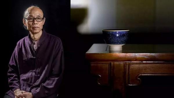 黄美金:62岁的我,想告诉大家,我不止会烧金油滴建盏